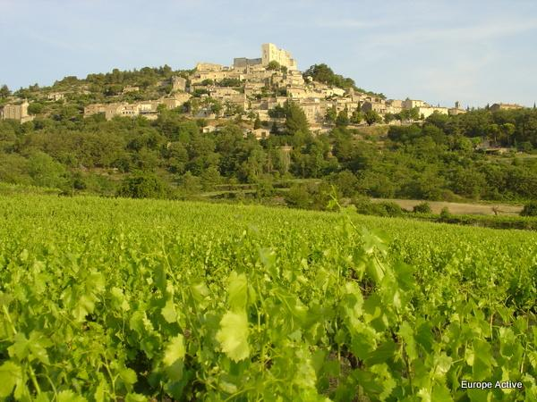 Walking in the Luberon